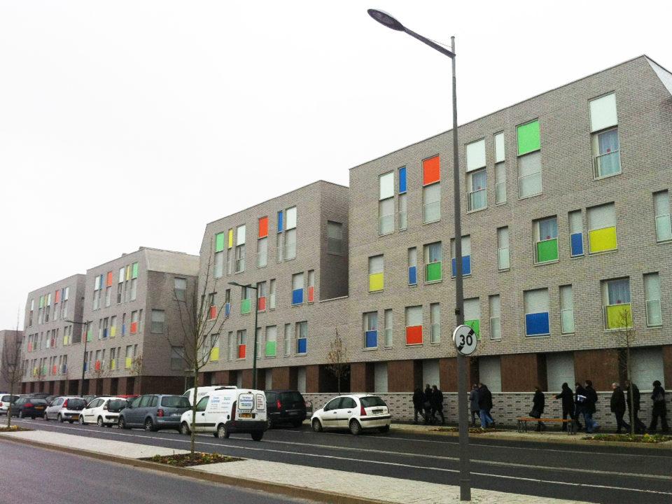 EHPAD Les Parentèles à Reims