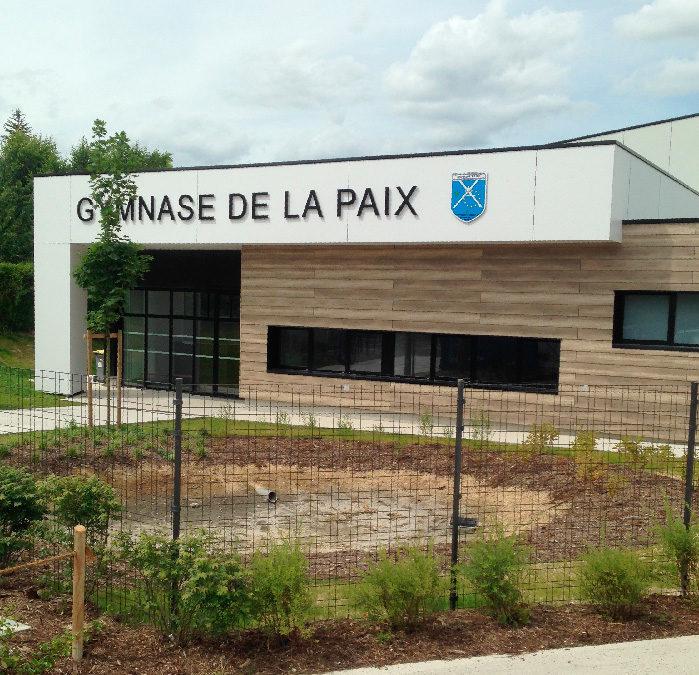 Gymnase à Cormontreuil