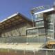 Hippodrome de Reims – Création de tribunes, menuiserie aluminium - miroiterie