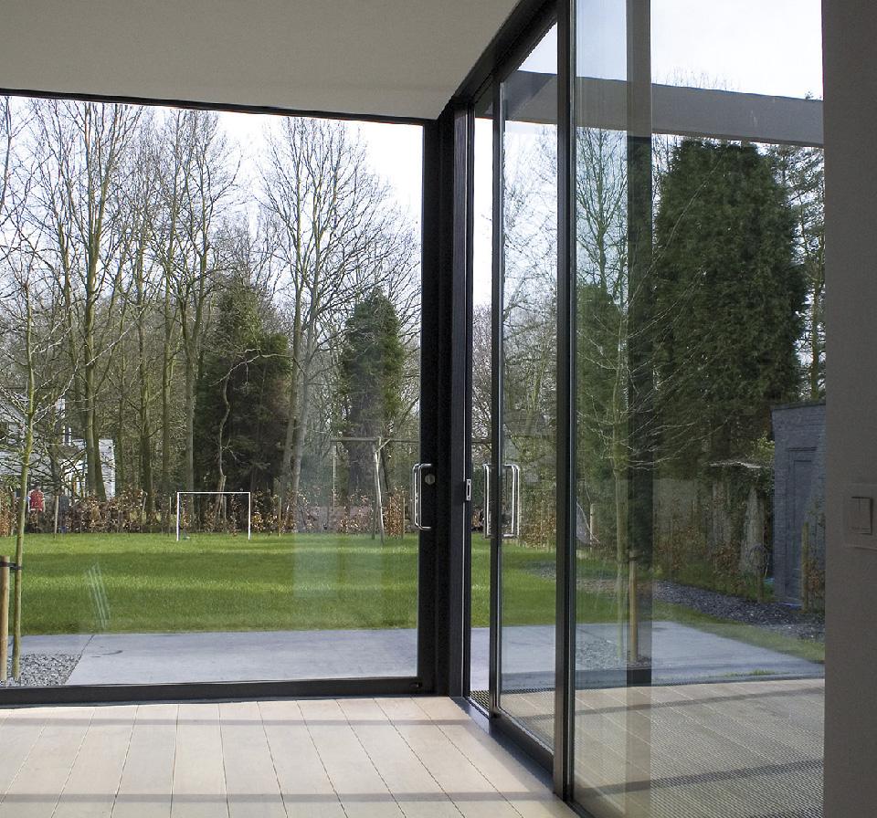 Fenêtre aluminium sécurité, isolation, esthétisme