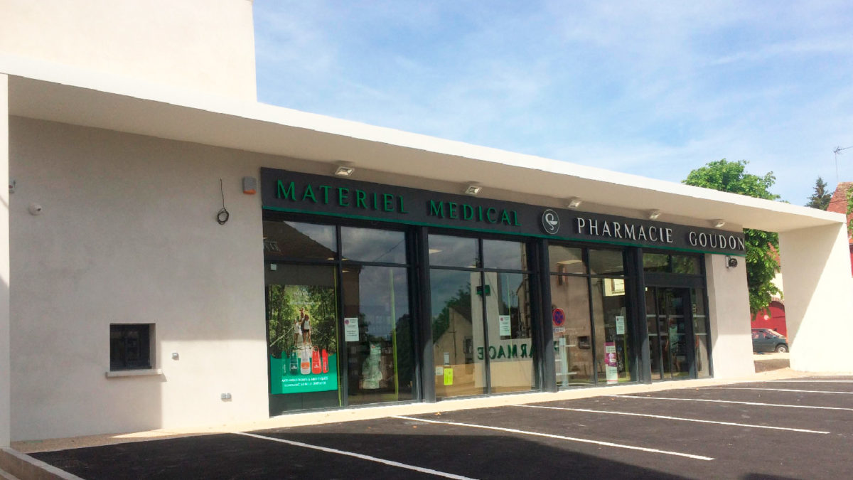 Pharmacie à Brienon-sur-Armançon